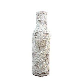 "Ceramic Cork Cage ""Wine Corks"""