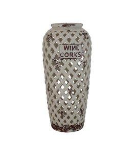 Ceramic Cork Holder-Large