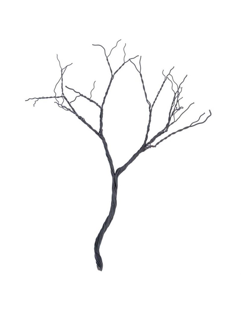 """Twisted Wire Wall Branch-29"""""""