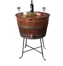 Wine Barrel Party Tub Cooler