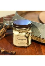 French Lavender - Mini Mason Candle