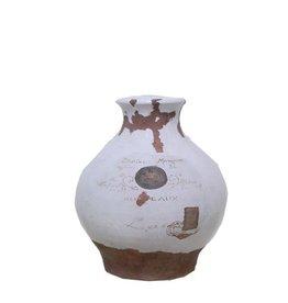 Bordeaux Vase