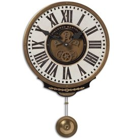 "11"" Vincent Bartini Clock"