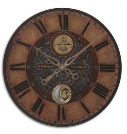 """23"""" Simpson Clock"""