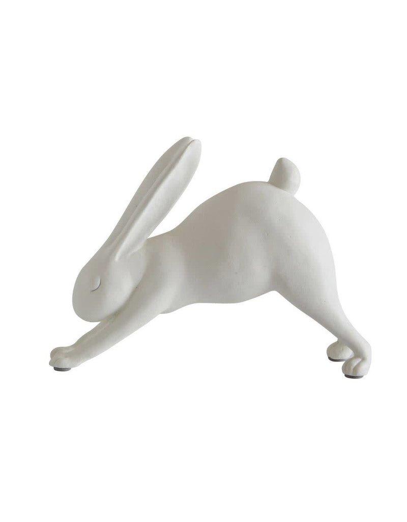 "7"" Downward Dog Yoga Bunny"