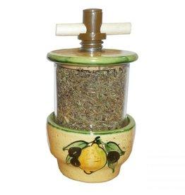 Herb Grinder - Lemons