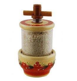 Salt Grinder Terracotta