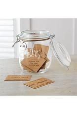 New Baby Sentiment Jar