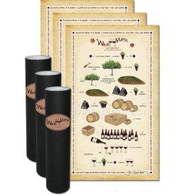 Wine Math Signed Print