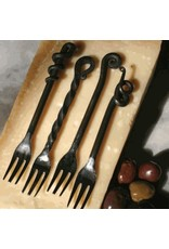 Handcrafted Cocktail Forks-S/4