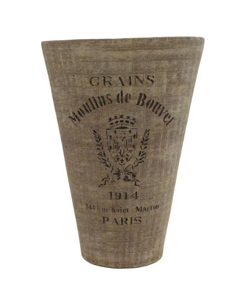 Moulins Bouvet Vase