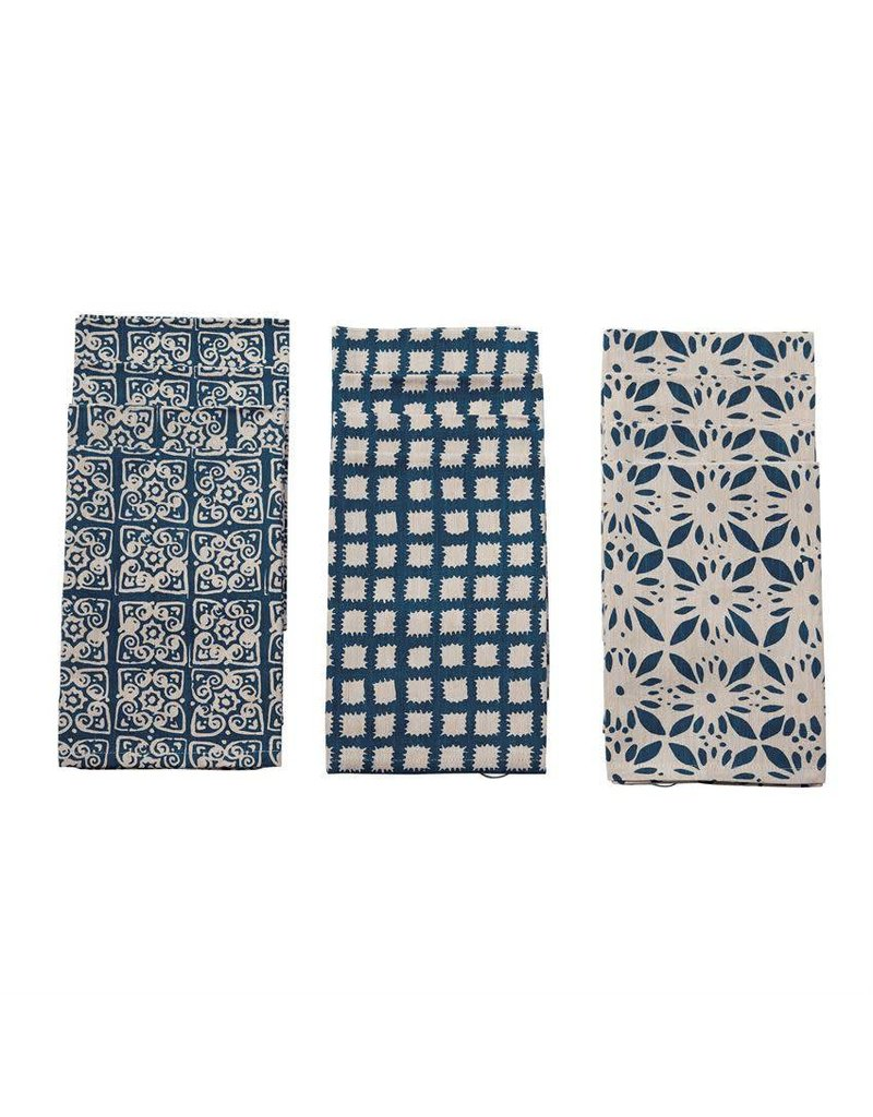 Bungalow Napkins-Set of 3