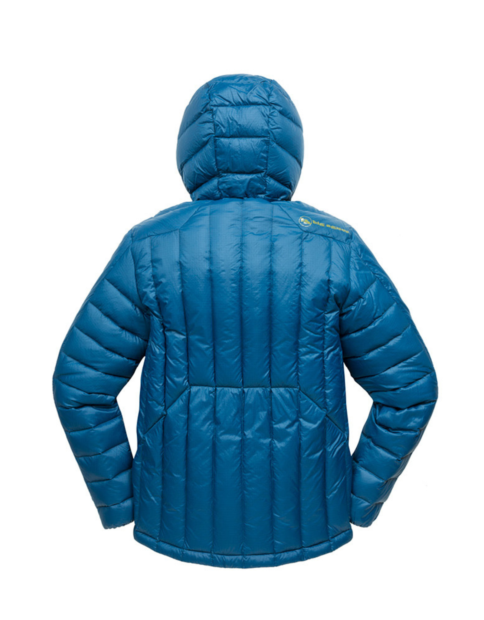 Big Agnes BIG AGNES SHOVELHEAD JACKET BLUE/OLIVE
