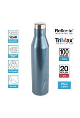 EcoVessel EcoVessel - THE ASPEN - INSULATED STAINLESS STEEL WATER & WINE BOTTLE - 25 OZ