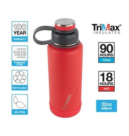 EcoVessel ECOVESSEL BOULDER TriMax Water Bottle