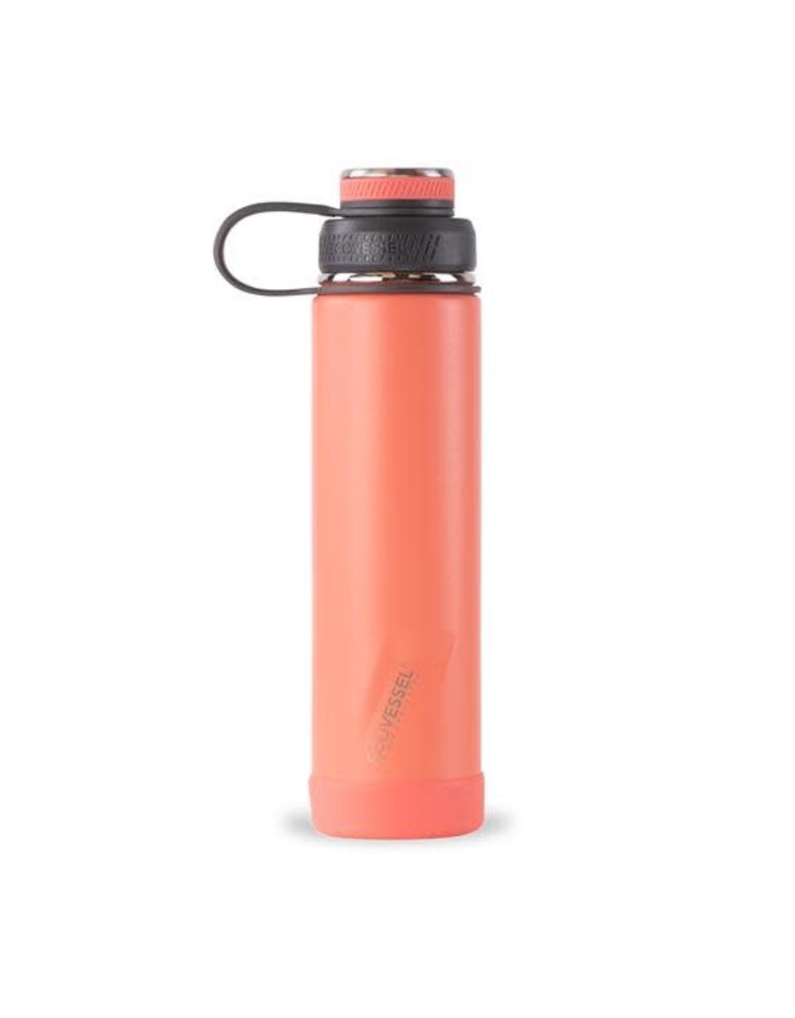 EcoVessel ECOVESSEL BOULDER TriMax Water Bottle