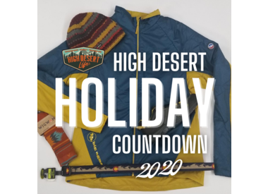 High Desert Holiday Countdown - All Items