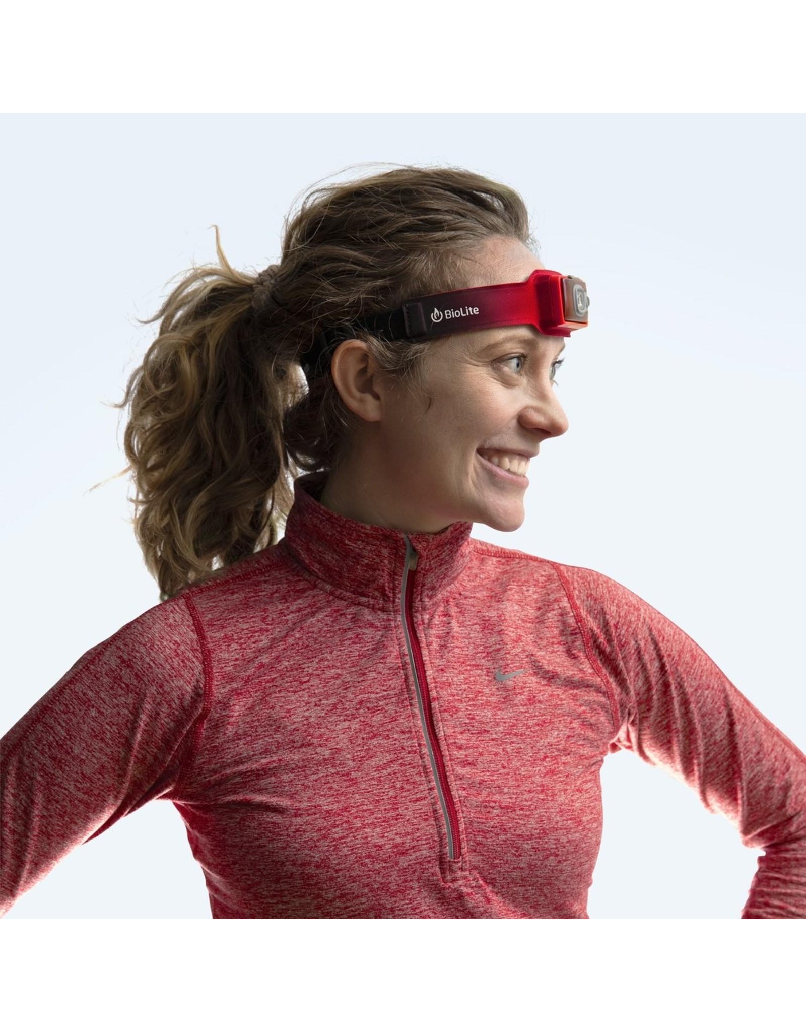 BioLite HeadLamp 200 - Ember Red