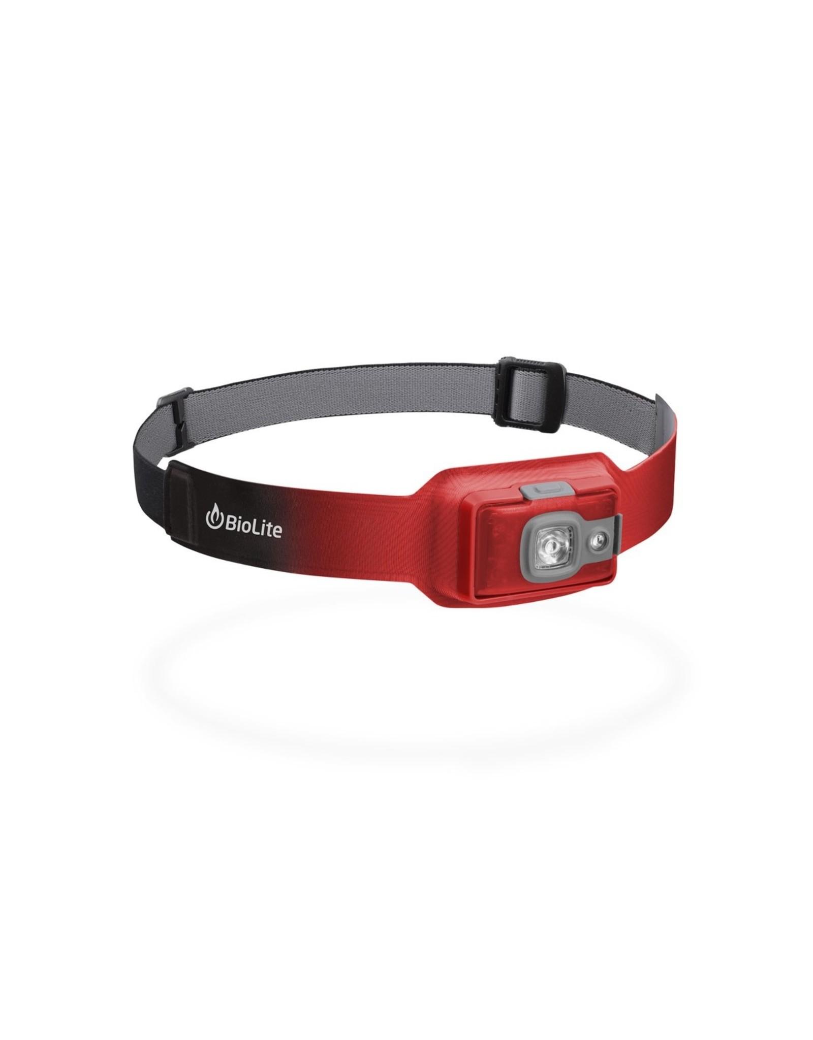 BioLite BioLite HeadLamp 200 - Ember Red