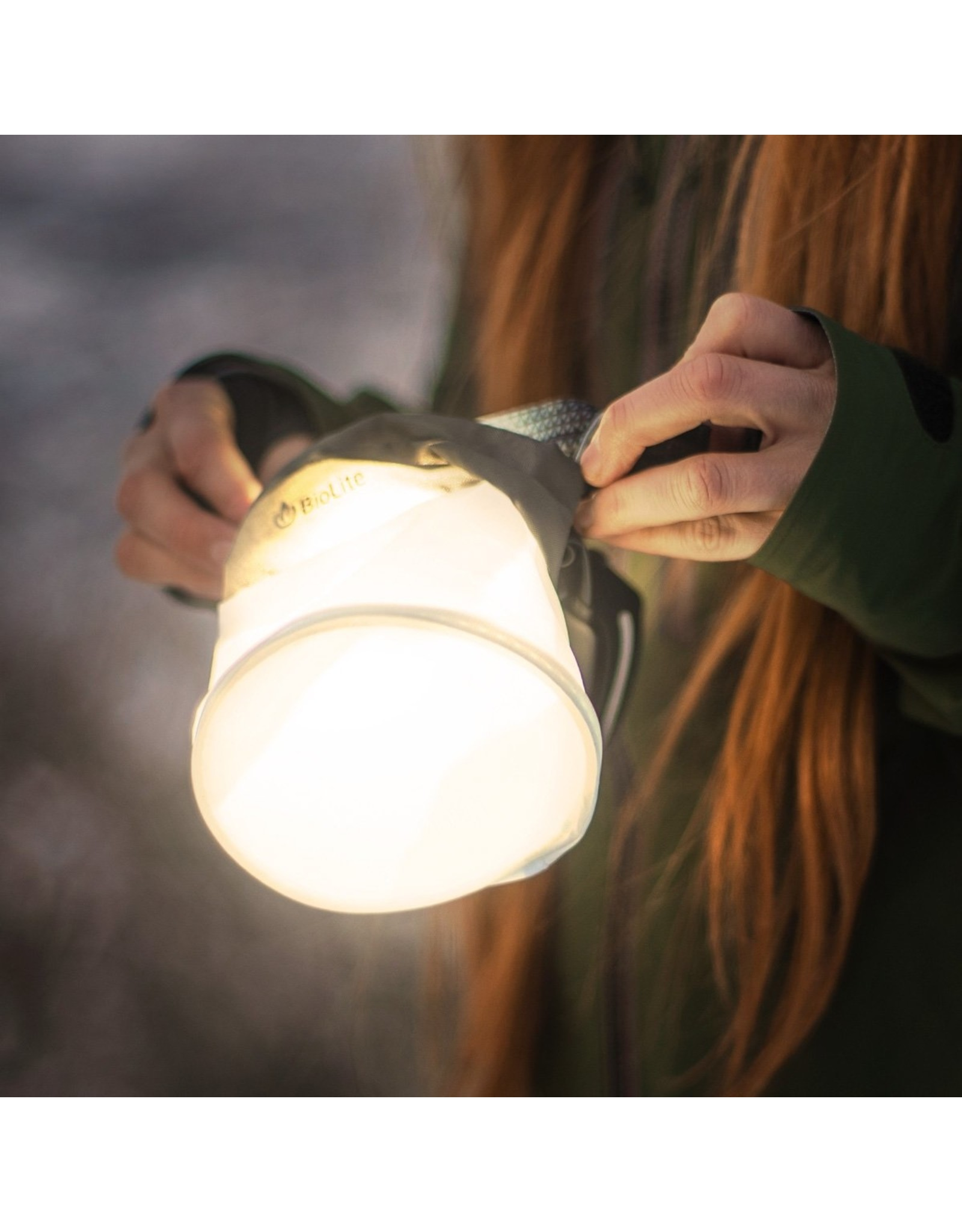 BioLite BioLite HeadLamp Light Diffusing Stuffsack