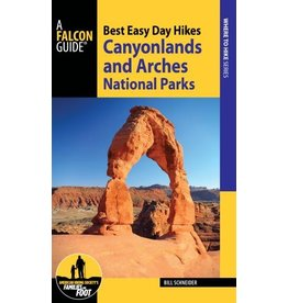 NATIONAL BOOK NETWRK BEST EASY DAY HIKES CANYONLANDS AND ARCHES