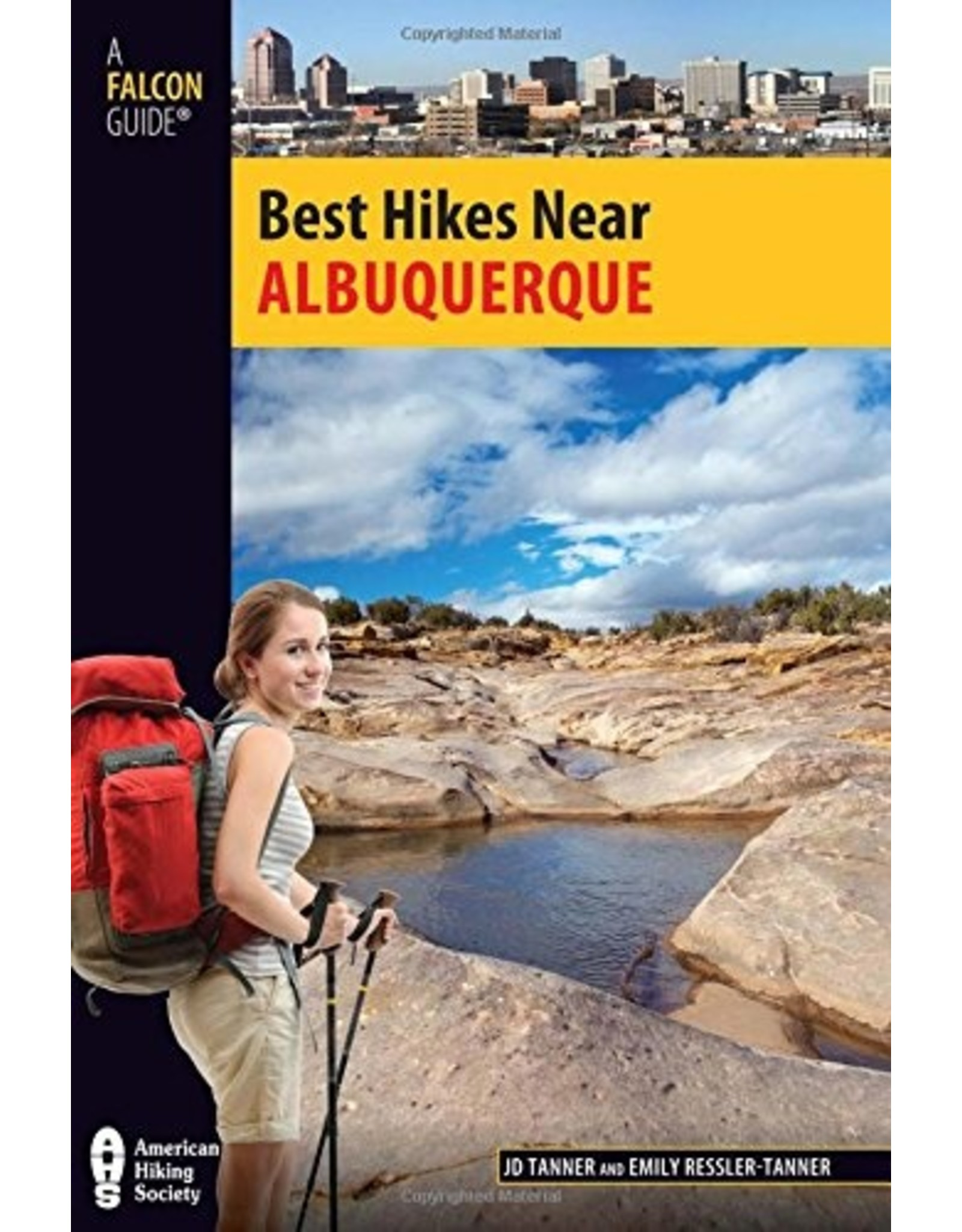 NATIONAL BOOK NETWRK Best Hikes Near Albuquerque (Best Hikes Near Series) Paperback – Illustrated