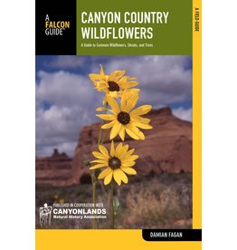 NATIONAL BOOK NETWRK CANYON COUNTRY  WILDFLOWERS