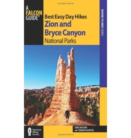 NATIONAL BOOK NETWRK EASY DAY HIKES ZION BRYCE CANYON