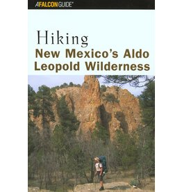 NATIONAL BOOK NETWRK HIKING NEW MEXICO'S ALDO LEOPOLD WILDERNESS