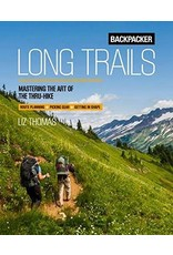 NATIONAL BOOK NETWRK Backpacker Long Trails: Mastering the Art of the Thru-Hike Paperback – Illustrated