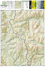 Salida, St. Elmo, Mount Shavano (National Geographic Trails Illustrated Map, 130) Map – Folded Map