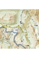 Nat Geo Salida, St. Elmo, Mount Shavano (National Geographic Trails Illustrated Map, 130) Map – Folded Map