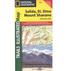 Nat Geo SALIDA, ST.ELMO MONT SHAVANO NO.130