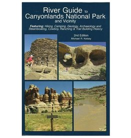 LIBERTY MOUNTAIN RIVER GUIDE TO CANYONLANDS
