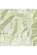 Kebler Pass, Paonia Reservoir (National Geographic Trails Illustrated Map, 133) 2019