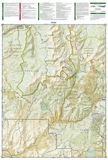 Nat Geo Gunnison, Pitkin (National Geographic Trails Illustrated Map, 132) Map – Folded Map, January 1, 2019