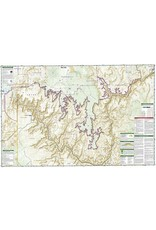 Nat Geo Grand Canyon West [Grand Canyon National Park] (National Geographic Trails Illustrated Map) (National Geographic Trails Illustrated Map, 263) Map – Folded Map