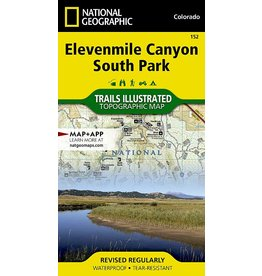Nat Geo ELEVENMILE CANYON SOUTH PARK NO 152