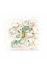 Colorado Trail, Collegiate Loop (National Geographic Topographic Map Guide, 1203) Map – Folded Map