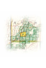 Mount Dutton, Aquarius Plateau (National Geographic Trails Illustrated Map, 705) Map – Folded Map
