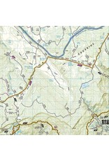 Nat Geo Mount Dutton, Aquarius Plateau (National Geographic Trails Illustrated Map, 705) Map – Folded Map