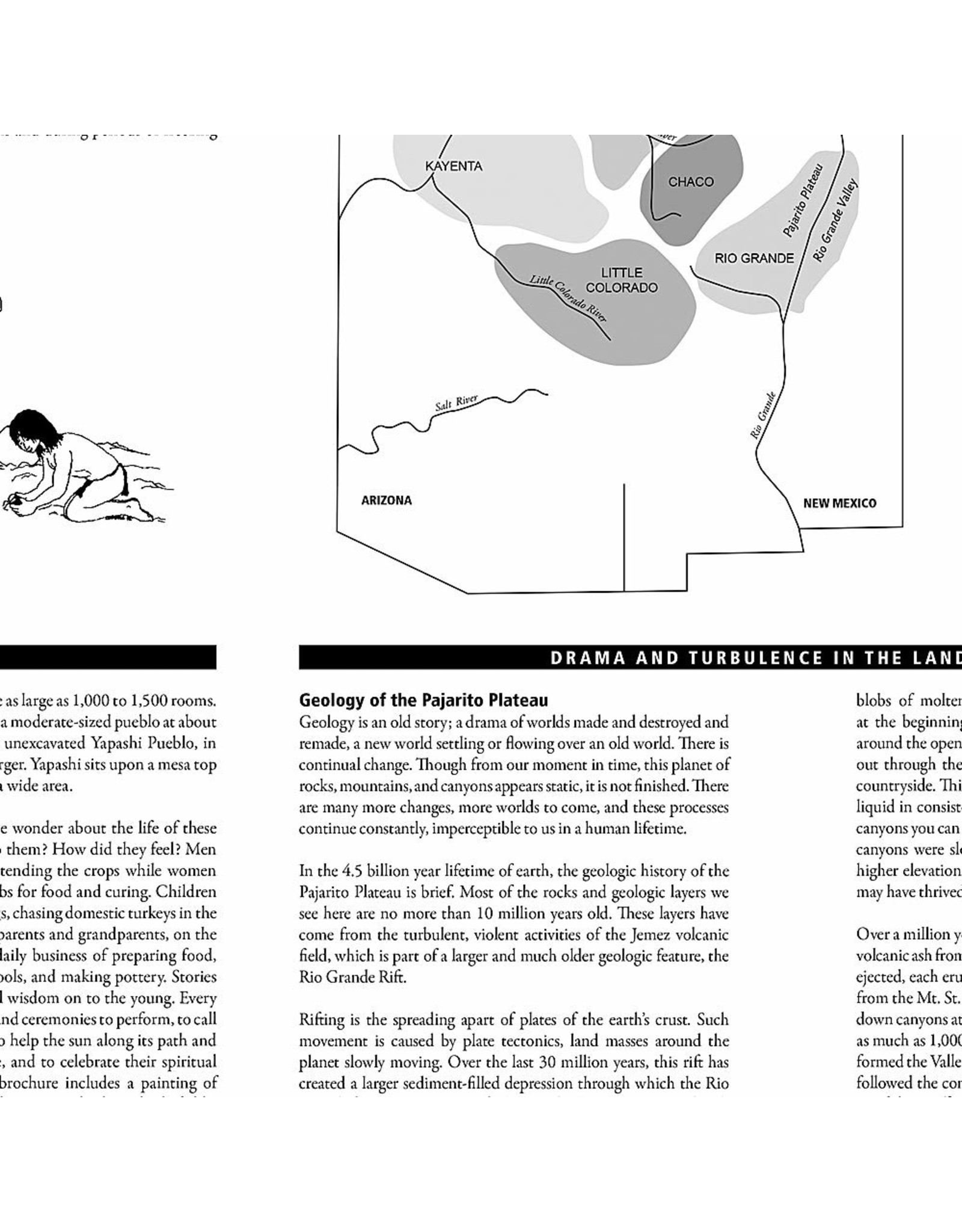Bandelier National Monument (National Geographic Trails Illustrated Map, 209) Map – Illustrated