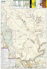 Nat Geo Arches National Park (National Geographic Trails Illustrated Map, 211) Map – Folded Map