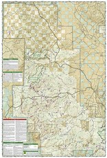 Apache Creek, Juniper Mesa [Prescott and Kaibab National Forests] (National Geographic Trails Illustrated Map, 857) – Folded Map