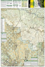 Nat Geo Apache Creek, Juniper Mesa [Prescott and Kaibab National Forests] (National Geographic Trails Illustrated Map, 857) – Folded Map