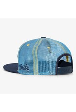 Aksels Aksels Big C Colorado Trucker Hat - Aqua