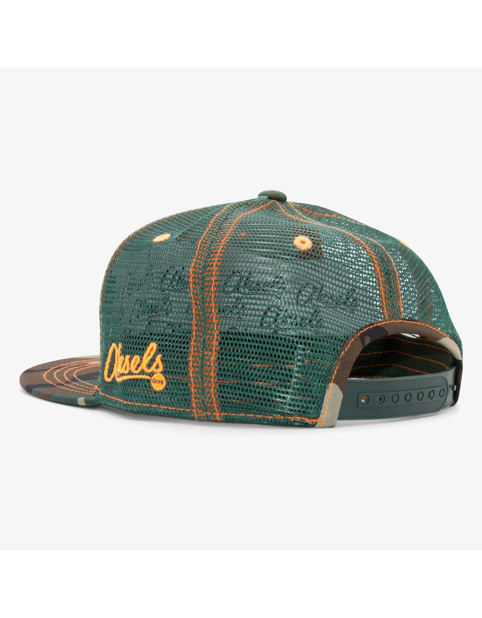 Aksels Aksels Colorado Big C Trucker Hat - Camo