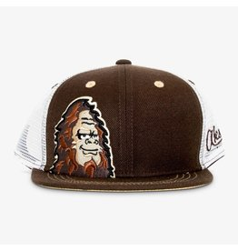 Aksels Askels Kids Bigfoot Trucker Hat