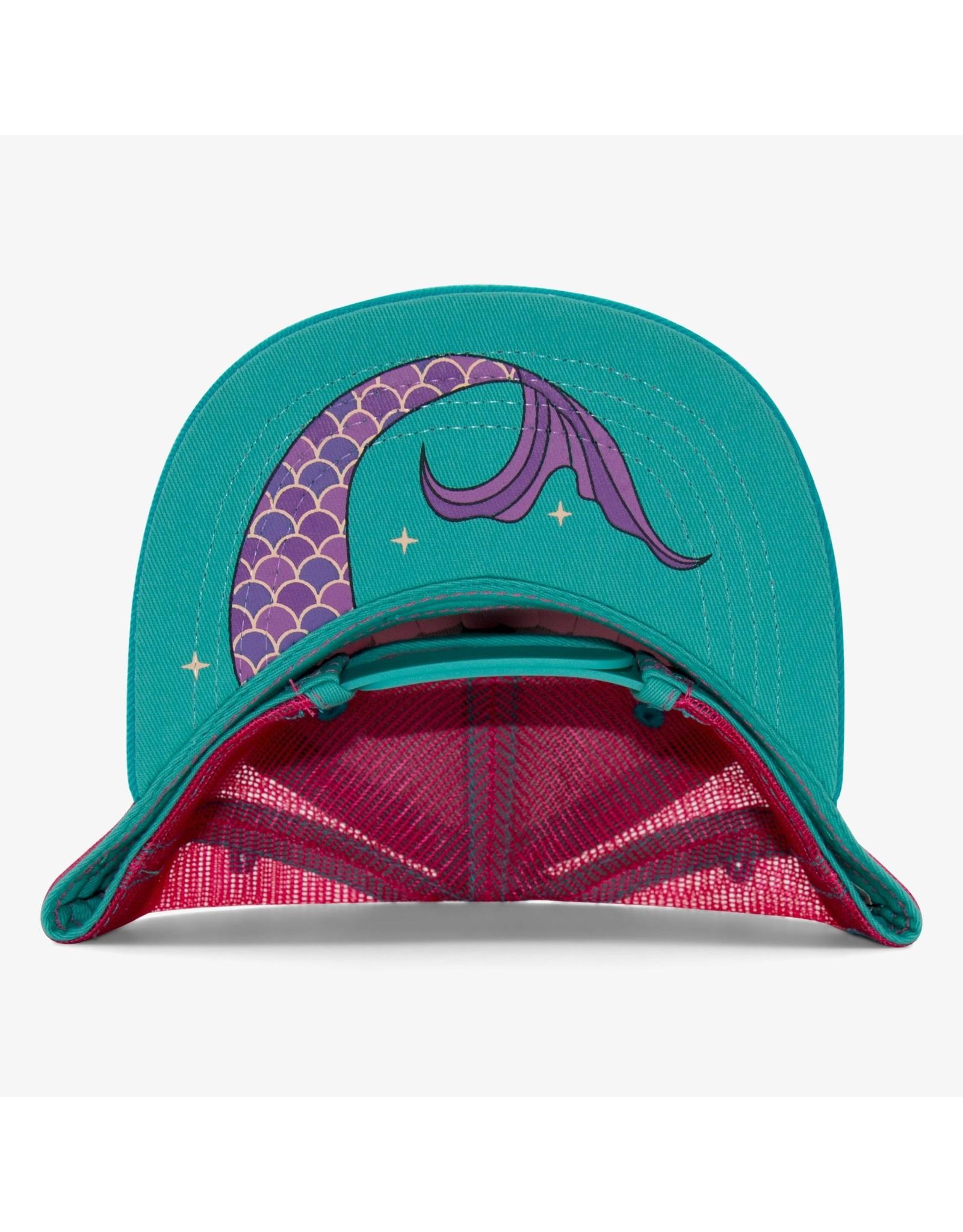 Aksels Aksels Kids Mermaid Trucker Hat