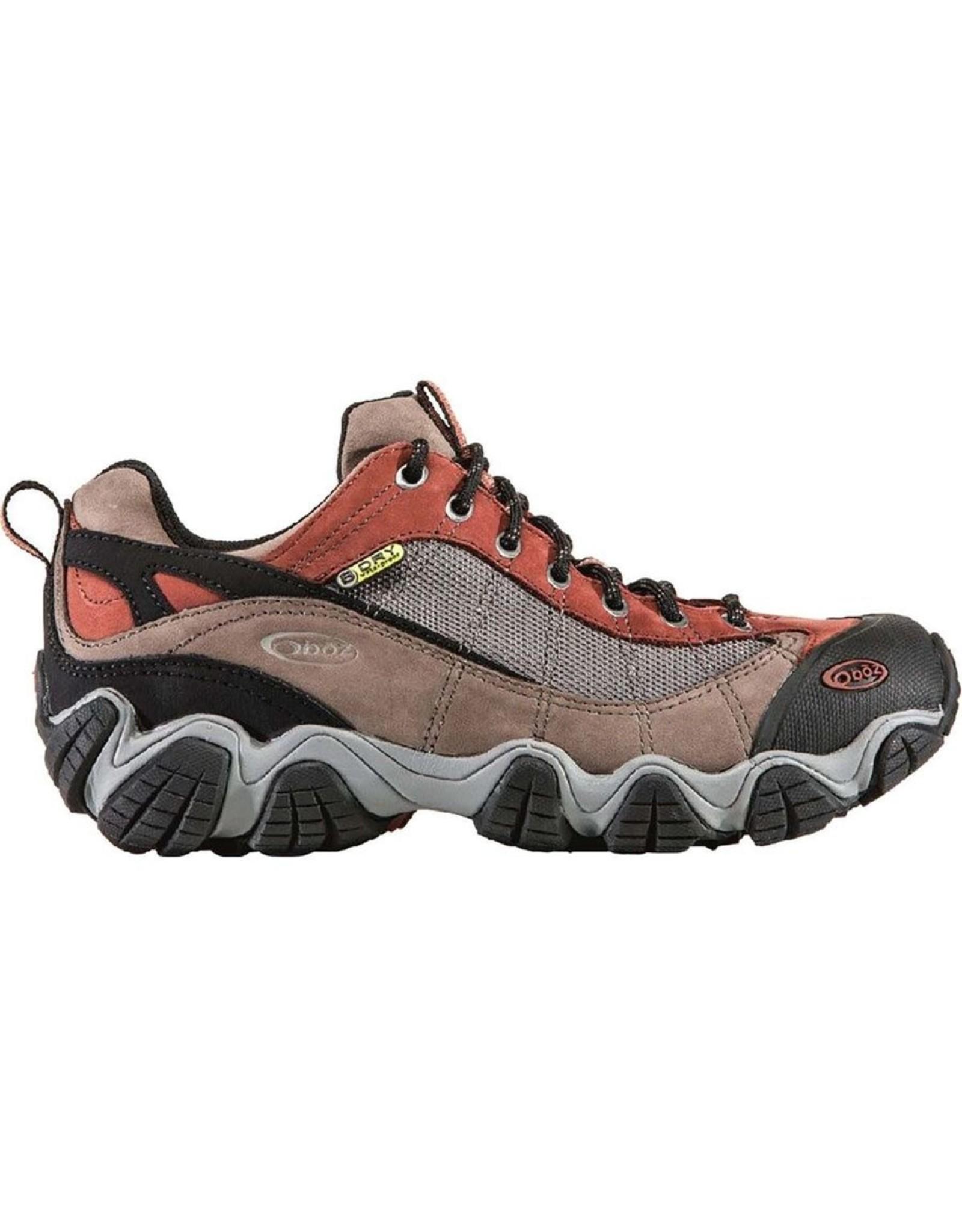 Oboz Men's Firebrand II Low BDry Shoe, Earth, 9